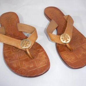 AUTHENTIC Tory Burch Thora Thong Sandal